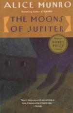 Moons of Jupiter (short story) by Alice Munro