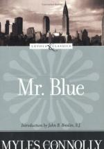 Mr. Blue by Myles Connolly
