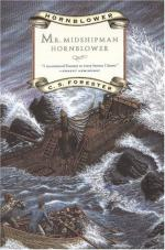 Mr. Midshipman Hornblower by C. S. Forester