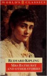 Mrs. Bathurst by Rudyard Kipling