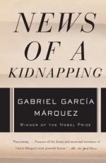News of a Kidnapping by Gabriel Garc�a M�rquez