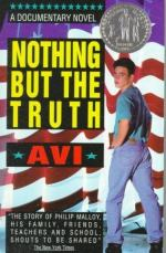Nothing but the Truth by Avi and Edward Irving Wortis