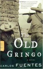 The Old Gringo by Carlos Fuentes