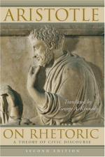 On Rhetoric: A Theory of Civic Discourse by Aristotle
