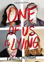One of Us Is Lying by McManus,  Karen M.