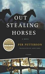 Out Stealing Horses by Anne Born  and Per Petterson