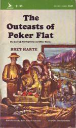 Outcasts of Poker Flat by Bret Harte