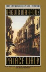 Palace Walk by Naguib Mahfouz