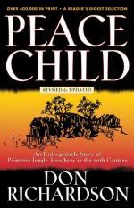 Peace Child by Don Richardson