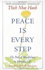 Peace Is Every Step by Nhat Hanh