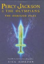 Percy Jackson and the Olympians: The Demigod Files by Rick Riordan