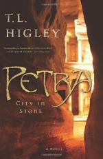Petra: City in Stone by T. L. Higley