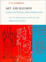 Art and Illusion: A Study in the Psychology of Pictorial Representation by Ernst Gombrich