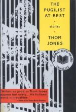The Pugilist at Rest by Thom Jones