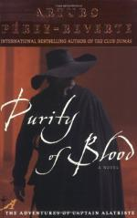 Purity of Blood by Arturo Pérez-Reverte
