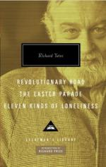 Revolutionary Road by Richard Yates (novelist)