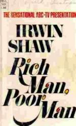 Rich Man, Poor Man by Irwin Shaw