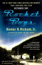 Rocket Boys: A Memoir by Homer Hickam