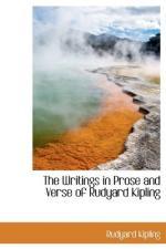 Rudyard Kipling's Verse by Rudyard Kipling