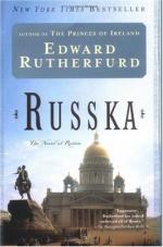 Russka: The Novel of Russia by Edward Rutherfurd