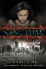 Sanctum (Guards of the Shadowlands) by Sarah Fine