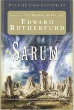 Sarum: The Novel of England by Edward Rutherfurd