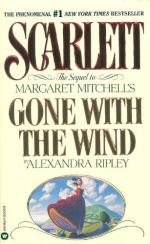 Scarlett: The Sequel to Margaret Mitchell's Gone with the Wind by Alexandria Ripley