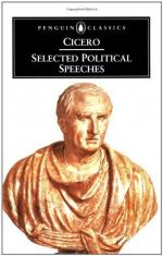 Selected Political Speeches of Cicero by Cicero