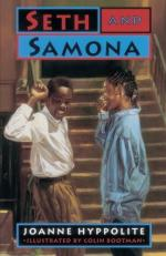 Seth and Samona by Joanne Hyppolite