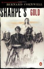 Sharpe's Gold: Richard Sharpe and the Destruction of Almeida, August 1810 by Bernard Cornwell