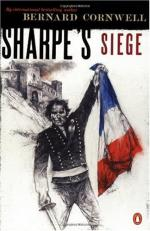 Sharpe's Siege: Richard Sharpe and the Winter Campaign, 1814 by Bernard Cornwell