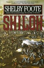 Shiloh: A Novel by Shelby Foote
