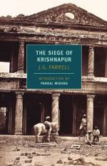 The Siege of Krishnapur by J. G. Farrell
