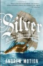 Silver: Return to Treasure Island by Andrew Motion