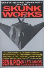 Skunk Works: A Personal Memoir of My Years at Lockheed by Ben Rich