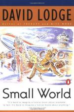 Small World by David Lodge (author)