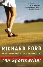 The Sportswriter by Richard Ford