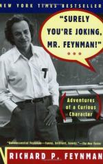 Surely You're Joking, Mr. Feynman! by Richard Feynman