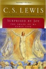 Surprised by Joy by C. S. Lewis