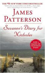 Suzanne's Diary for Nicholas by James Patterson