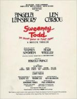 Sweeney Todd: The Demon Barber of Fleet Street by Hugh Wheeler