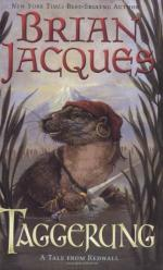 Taggerung: A Tale from Redwall by Brian Jacques