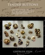 Tender Buttons: Objects, Food, Rooms by Gertrude Stein