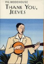 Thank You, Jeeves by P. G. Wodehouse
