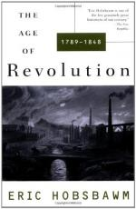 The Age of Revolution: Europe 1789-1848 by Eric Hobsbawm