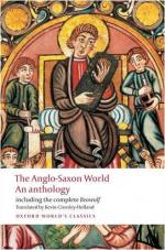 The Anglo-Saxon World: An Anthology by Kevin Crossley-Holland