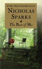 The Best of Me by Nicholas Sparks (author)
