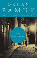 The Black Book (1990 novel) by Pamuk, Orhan