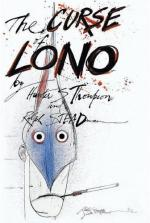 The Curse of Lono by Hunter S. Thompson
