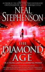 The Diamond Age, or, Young Lady's Illustrated Primer by Neal Stephenson